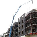 Condos going up