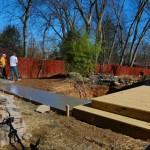 Residential Outdoor Renovations - Sidewalks, Excavating, Decks