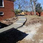 Residential Outdoor Renovations - Sidewalks